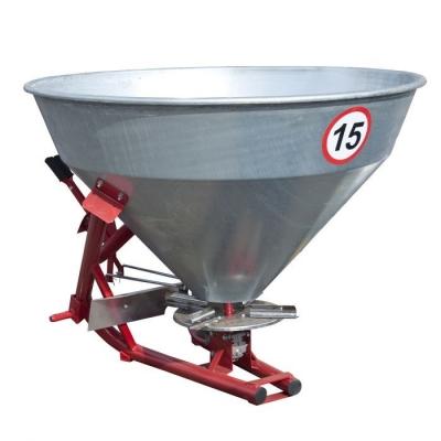 Rozmetadlo hnojív, soli KELLFRI 650 kg
