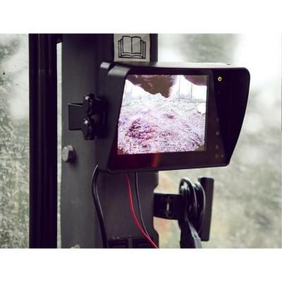 Spätná kamera s monitorom a prepojovacím káblom KELLFRI 20 m