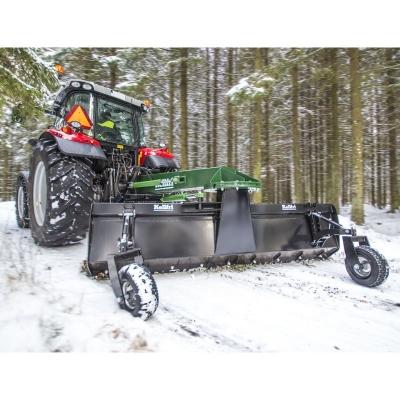 Snehová radlica vrátane kolies a hydraulických valcov...