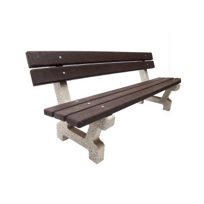 Betónová lavička Simple