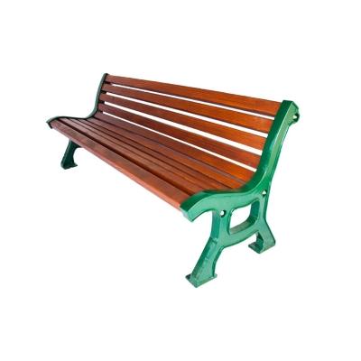 Liatinová lavička s operadlom Italia